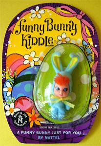 Funny Bunnies Kiddles