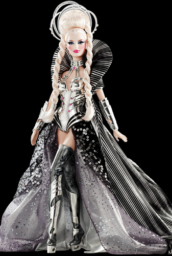 2011 Goddess of the Galaxy Barbie