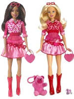 I Love Valentine's Day Barbie