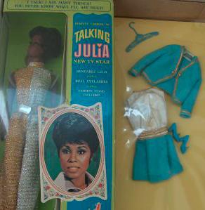 Julia Doll Gift Set
