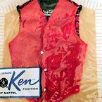 Ken Red Vest
