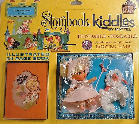 Liddle Biddle Peep