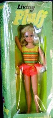 Living Fluff Doll NRFB