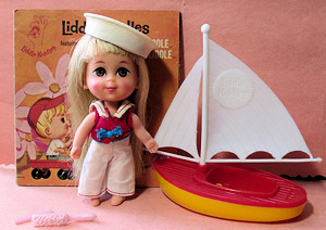 Lola Liddle - one of the original Liddle Kiddles 1966