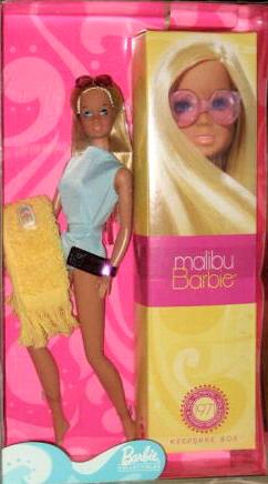 Malibu Barbie Reproduction