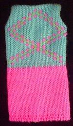 Mod Barbie Knit Hit