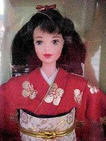 Oshogatsu Barbie