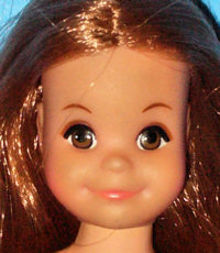 Pose 'n Play Tiff Doll Face