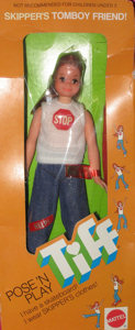 Pose 'n Play Tiff Doll NRFB