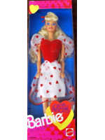 1992 Pretty Hearts Barbie