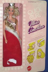 Quick Curl Miss America