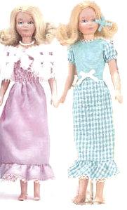 Quick Curl Skipper Dolls