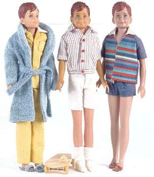 Ricky Doll Clothing