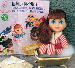 Soapy Siddle Liddle Kiddle - 1967