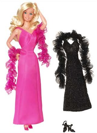 Superstar Barbie Reproduction