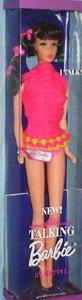 Talking Barbie Doll