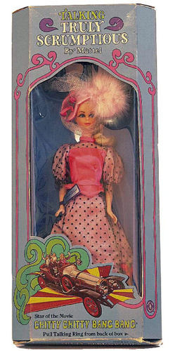 Talking Truly Scrumptious Doll