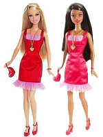 Valentine Glam Barbie