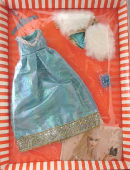Vintage Barbie Blue Royalty