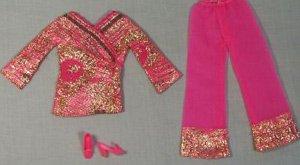 Vintage Barbie Bright 'n Brocade