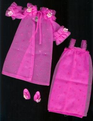 Vintage Barbie Dreamy Pink