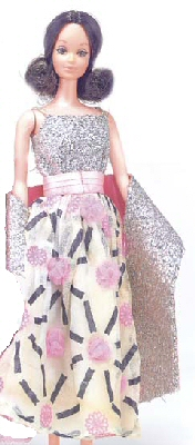 Vintage Barbie Fab City