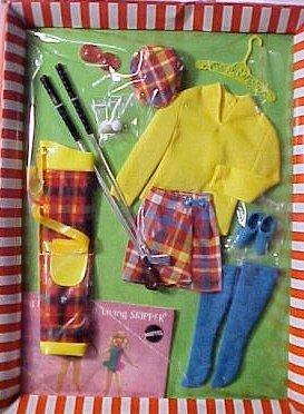Vintage Barbie Golfing Greats