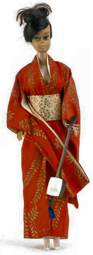 Vintage Barbie In Japan