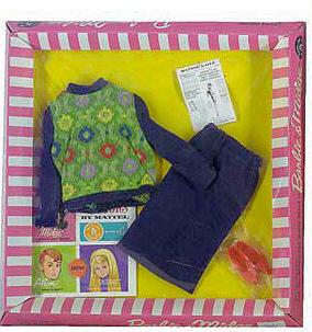 Vintage Barbie Knit Hit NRFB