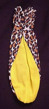 Vintage Barbie Leisure Leopard
