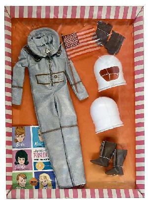 Vintage Barbie Miss Astronaut