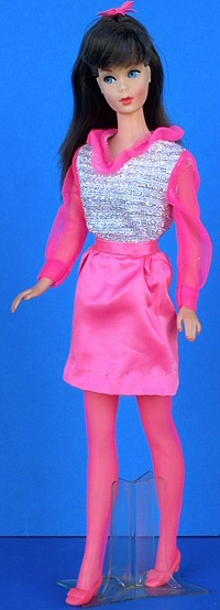 Vintage Barbie Movie Groovie