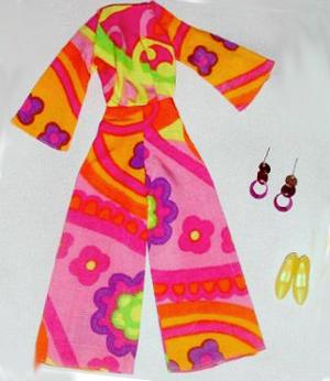Vintage Barbie Pajama Pow