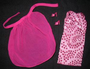 Vintage Barbie Pink Sparkle