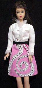Vintage Barbie Pretty Power