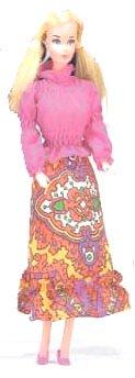 Vintage Barbie Purple Pleasers