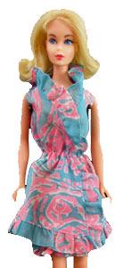 Vintage Barbie Ruffles 'n Swirls