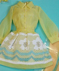 Vintage Barbie Shirtdressy