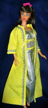 Barbie Silver Polish #1492 (1969 - 1970)