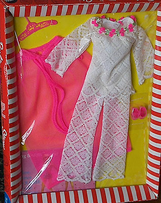 Vintage Barbie The Lace Caper