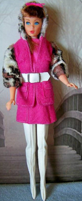 Vintage Barbie Wild 'n Wintery #3416 (1971 - 1972)
