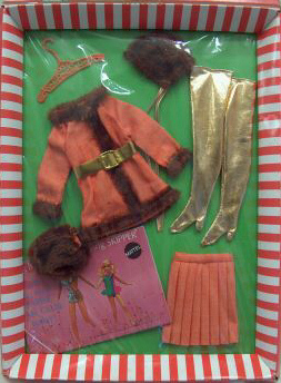 Vintage Barbie Winter Wow