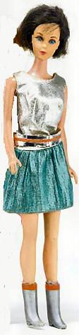 Vintage Barbie Zokko!