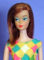 Vintage Color Magic Barbie Doll