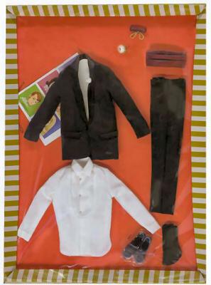 Vintage Ken Tuxedo