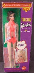 Vintage Talking Barbie