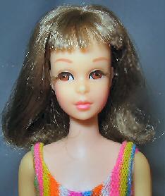 Vintage Twist and Turn Francie Doll