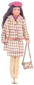 Vintage Skipper Clothing 1967 - Glad Plaids #1946 (1967)