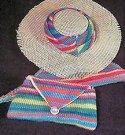 Vintage Barbie Fashion Pak Knit Accessories