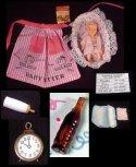 Vintage Barbie Baby Sits